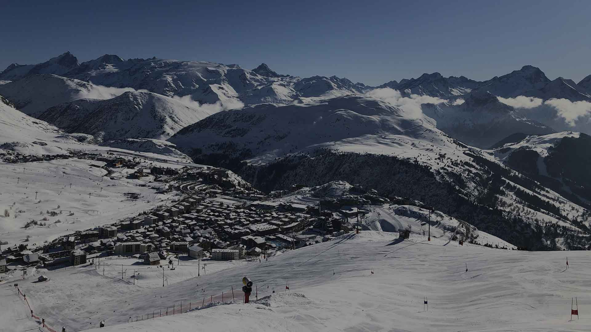 Rent an apartment at Alpe d'Huez